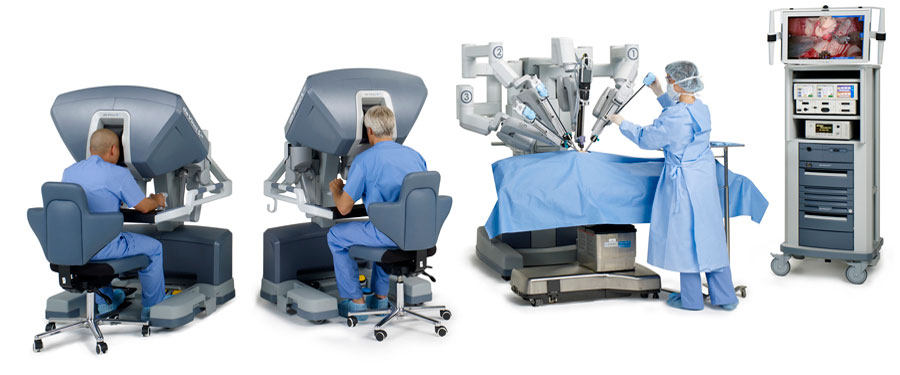 Minimally Invasive Surgery including the Da Vinci Surgical Robot